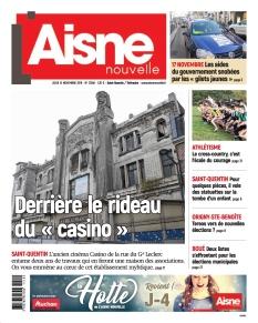 L'Aisne Nouvelle Saint-Quentin |