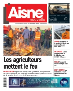 L'Aisne Nouvelle Saint-Quentin