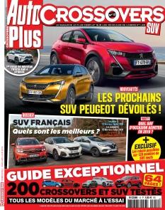 Auto Plus Hors Série Crossovers
