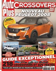 Auto Plus Hors Série Crossovers |