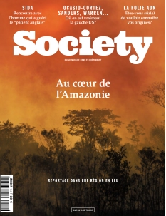 Couverture de Society