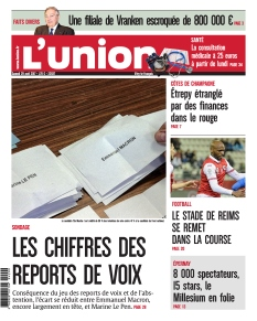 L'Union Vitry le François |