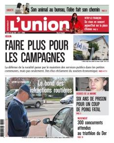 L'Union Vitry le François |
