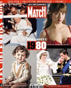 Paris Match Hors Série Les Décennies
