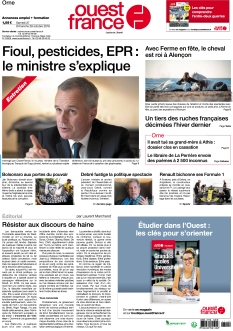 Ouest France Orne
