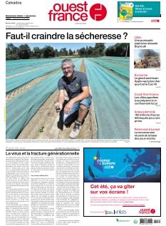 Ouest France Bayeux Caen |