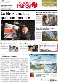Ouest France Caen |