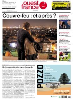 Ouest France Caen |