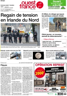 Ouest France Dinan |