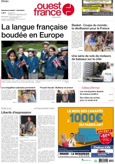 Ouest France Dinan