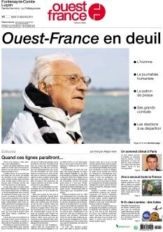 Ouest France Fontenay-le-Comte - Luçon |
