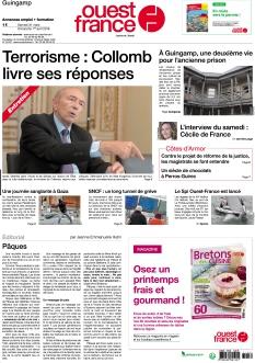 Ouest France Guingamp