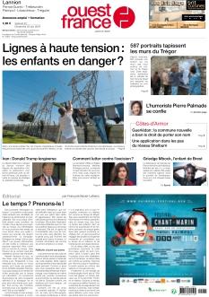 Ouest France Lannion