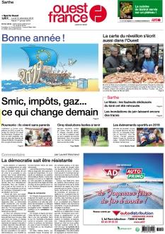 Ouest France Sarthe