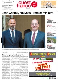 Ouest France Les Herbiers - Montaigu |