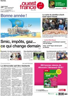 Ouest France Nantes