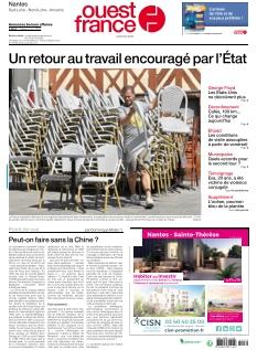 Ouest France Nantes |