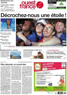 Ouest France Nantes Sud-Loire Vignoble