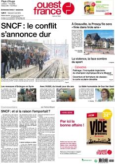 Ouest France Pays d'Auge, Baie de Seine