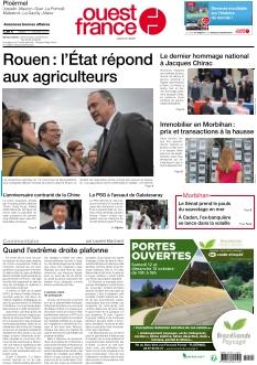 Ouest France Ploërmel