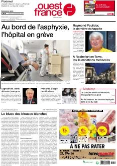 Ouest France Ploërmel |