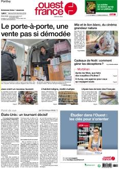 Ouest France Pontivy