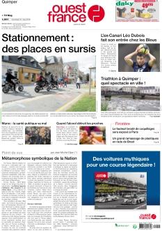 Ouest France Quimper