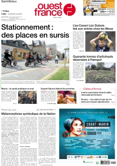 Ouest France Saint-Brieuc