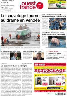 Ouest France Paimpol