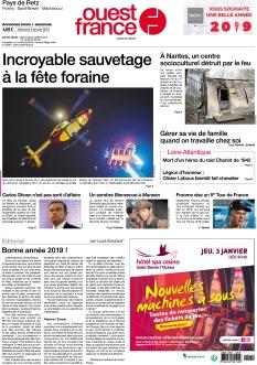Ouest France Pornic Pays-de-Retz