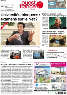 Ouest France Rennes