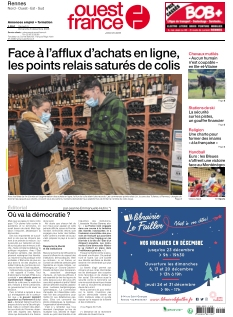 Ouest France Rennes |