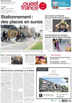 Ouest France Rennes Nord