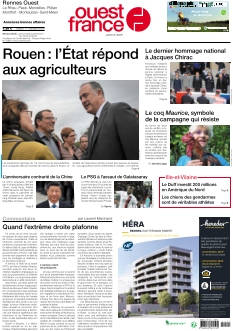Ouest France Rennes Ouest