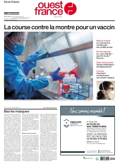 Ouest France Rennes Ouest |