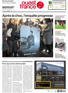 Ouest France Rennes Sud |