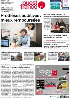 Ouest France Rennes Est