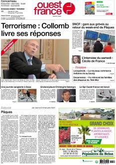 Ouest France Concarneau