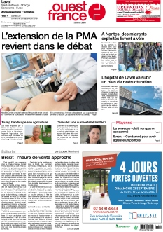 Ouest France Laval |