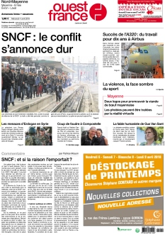 Ouest France Nord-Mayenne