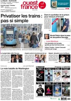Ouest France La Baule - Guérande