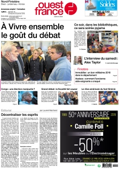 Ouest France Nord-Finistère |