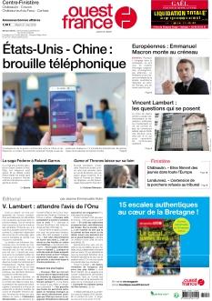 Ouest France Centre-Finistère