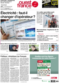 Ouest France Avranches