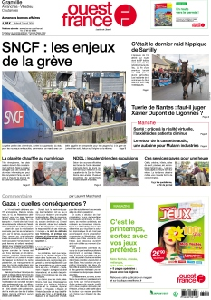 Ouest France Granville