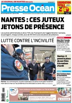 Presse Océan Nantes |