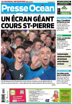Presse Océan Nantes