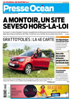 Presse Océan Nantes Sud Vignoble |