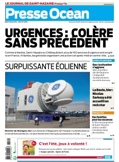 Presse Océan Saint-Nazaire Pornic |