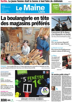 Le Maine Libre Sarthe-Loir